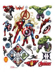 Decorações para janela Avengers™ 42 x 30 cm - Os Vingadores™