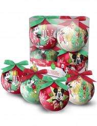 4 Bolas de Natal Mickey™