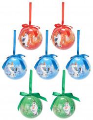 7 Bolas de Natal Olaf™ da Frozen™