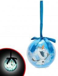 Bola luminosa Olaf™ da Frozen™ Natal
