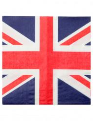 20 Guardanapos de papel Reino Unido