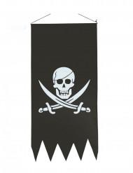 Bandeira pirata caveira