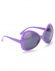 Óculos disco adulto lilás