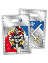 8 Sacos de festa cavaleiros