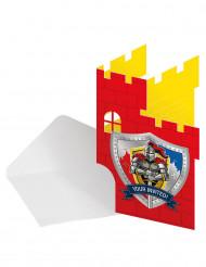 8 Convites cavaleiros