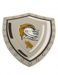 Escudo de cavaleiro de espuma rígida