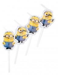 6 Palhinhas Lovely Minions3