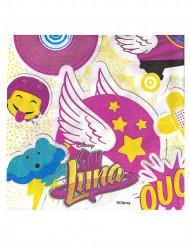 20 Guardanapos de papel Soy Luna™