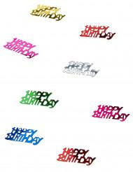 Confetes feliz aniversário 15g