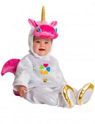 Disfarce unicórnio bebé - Premium
