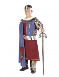Disfarce Rei Artur menino - Premium