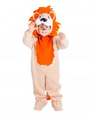 Disfarce Leão criança