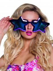 Óculos gigantes estrelas adulto
