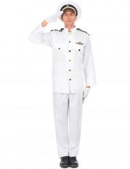 Disfarce Oficial da marinha para homem