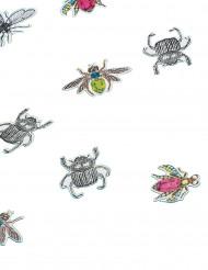 200 Confetis insetos de papel