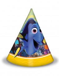 6 Chapéus de festa Dory™