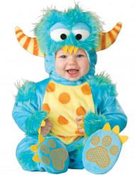 Disfarce pequeno monstro bebé - Luxo