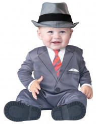 Disfarce mini homem de negócios para bebé - Clássico