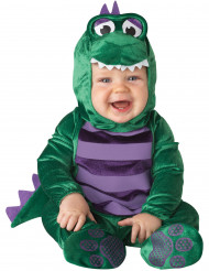 Disfarce mini dinossauro bebé - Clássico
