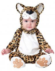 Disfarce Leopardo bebé - Clássico