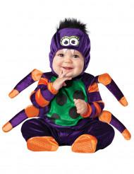Disfarce aranha para bebé - Clássico