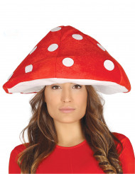 Chapéu cogumelo adulto