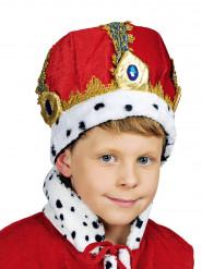 Coroa imperador criança