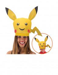 Chapéu de roedor amarelo