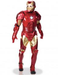 Disfarce edição collector Iron Man™ adulto