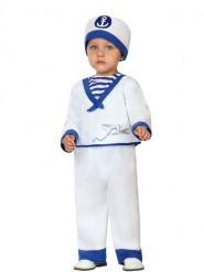 Disfarce marinheiro bébé