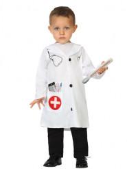 Disfarce médico bébé