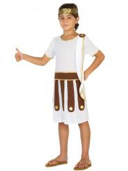 Disfarce romano branco menino