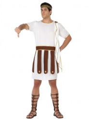 Disfarce romano branco homem