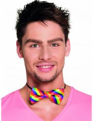 laço para o pescoço colorido adulto