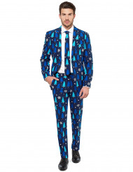 Fato Pinheiros azuis Opposuits™ homem