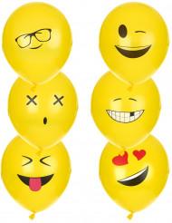6 Balões Imoji™
