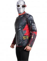 Disfarce T-shirt e capuz adulto Deadshot-Suicide Squad™