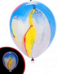 5 Balões LED coloridos Illooms®