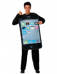 Disfarce telemóvel adulto