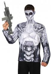 Camisola robô homem