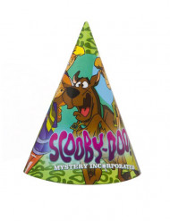 4 Chapéus de festa Scooby Doo™