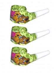4 Línguas de sogra Scooby doo™