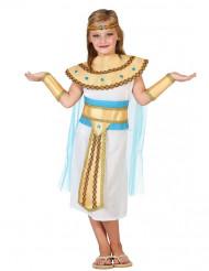 Disfarce Egípcia menina