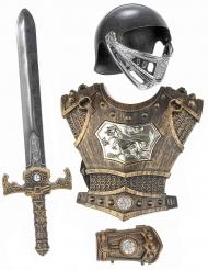 Kit cavaleiro guerreiro menino