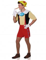 Disfarce Pinocchio™ adulto