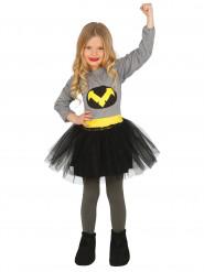 Disfarce Super heróina preta menina