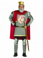 Disfarce Rei dos cavaleiros homem