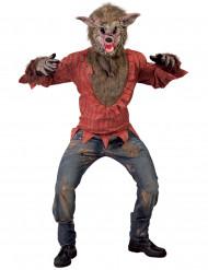Disfarce Lobo mau adulto