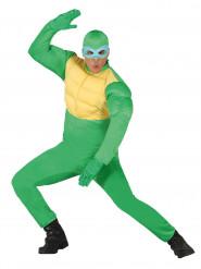 Disfarce Tartaruga mascarada adulto