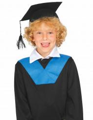 Chapéu de estudante criança